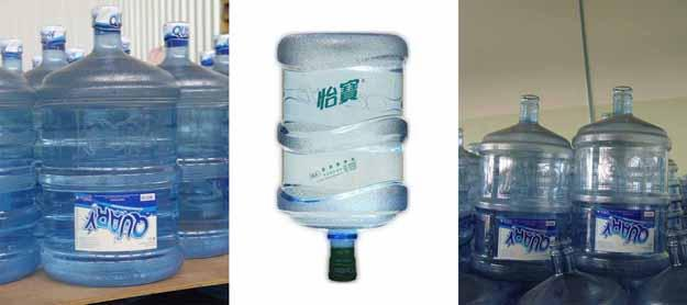 Durable 5 Gallon Water Filling Machine , Automatic Pure Mineral Barrel Water Plant