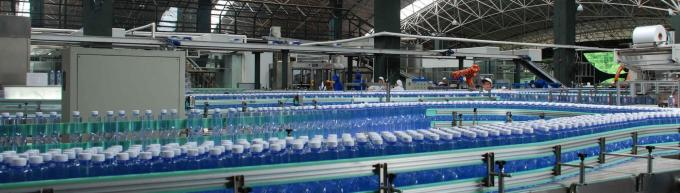 Drinking Automatic Water Bottle Filling Machine , Automatic Filling Machine For Liquid
