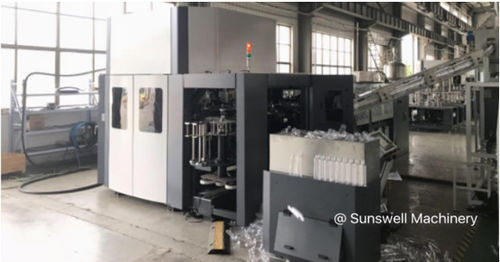 china latest news about Sunswell 20,000BPH CSD PET Bottle Blowing Machine to the USA