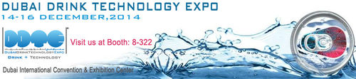 china latest news about Dubai Drink Technology Expo