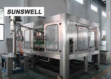 China Low Cost Packing Juice Filling Machine With The  High Pressure Blow Dryer factory