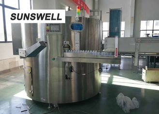 China Plastic Thermoforming PE Bottle  Juice Filling Machine With  Good  Aluminum Alloy factory