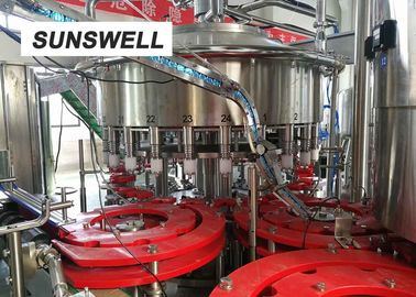 China Aluminum Automatic Liquid Filling Sealing Machine Fabricated Of  Stainless Steel factory
