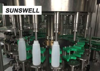 China Aesthetic Appearance  Juice Bottle Filling Machine PHXGF Packing With Low Cost factory