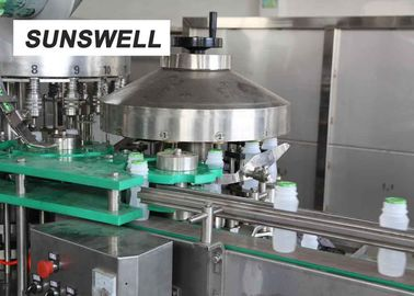 Stable Juice Filling Machine Cooling Tunnel  Without Hygiene Dead Angle