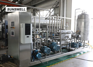 Adjustment Ratio Carbonated Filling Machine  Used In Beverage Making Production Line