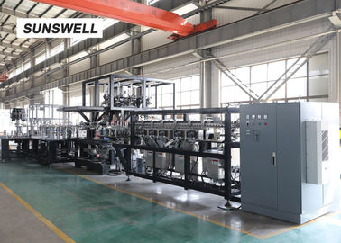 China CE Blowing Filling Capping Combiblock , Carbonated Blowing Filling Sealing Machine factory