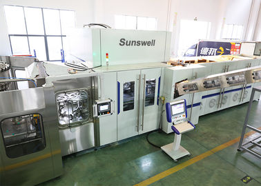 China Sunswell Automatic PET Bottle Mineral water Blowing Filling Capping Combiblock manufacturer factory