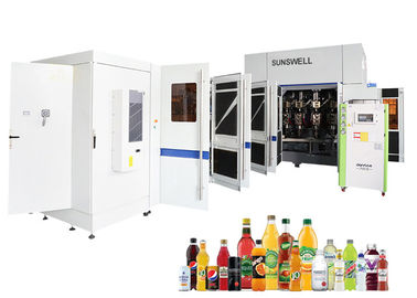 China Sunswell PET Bottled Water Filling And Capping Machine Combi Soft Drinking Production Line factory