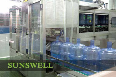China Stainless Steel 5 Gallon Water Filling , Precision Pure Drinking Water Machine factory