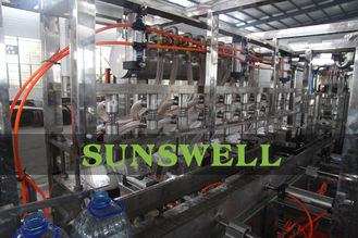 China Gravity Filling Machines Automatic For Still Water , Bottling Line Equipments factory