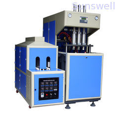 China Multi-fnction 3 cavity Semi-automatic PET bottle blow molding machine 1600 - 1800BPH pcs/h factory