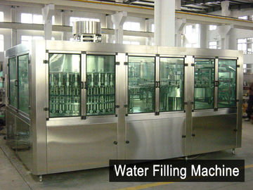 Automatic Water Filling Machines XGF50-50-15 For Liquid / PET Bottle