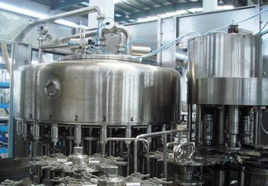 China wine bottling equipment 10,000bph(500ml) capability PET bottles Beverage Filling Machine factory