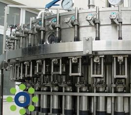 China PET bottles soda water, energy drinks carbonated beverage filling machine equipment supplier