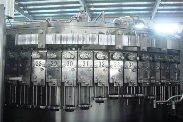 China Glass Bottle carbonated beverage filling machine bottling equipment 5,000BPH (500ml) supplier