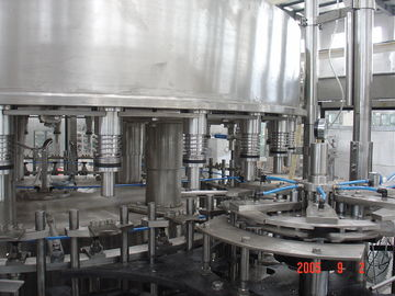 China Automated Rotary Bottling of Edible Oil, syrup Piston Filling Capping Machine Equipment factory
