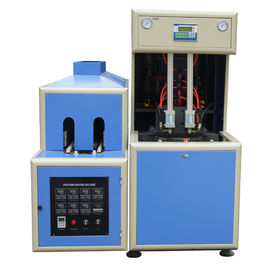 China 7kw Semi Automatic Plastic PET Stretch Blow Molding Machine for Hot Fill Bottles 6000ML factory