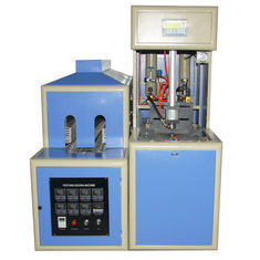 China Semi - automatic 5L Bottle Extrusion Blow Molding Machine for PET bottles and jars factory