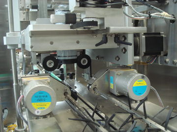 China Round Bottle auto label shrink sleeve labeling machine stainless steel AC 3 phase factory