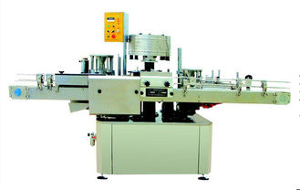 China Industrial  PLC controlled Full Automatic Bottle Rotary Labeling / Labelling Machines factory