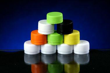 China 26mm HDPE & PP Cap For bottles of water, carbonated drinks, hotfill, oil, 5 gallon factory