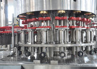2000BPH - 30000BPH Monoblock Automatic Hot Juice Syrup Filling Machine supplier
