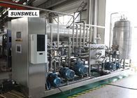 China 20C Carbonated Soda Filling Machine Used In The Blowing - Filling - Capping Combiblock factory