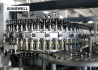 Sunswell 3 In 1 Blowing Filling Capping Combiblock For  PET Bottles Water
