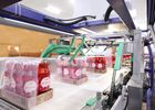 2 Liter Shrink Wrapping Machine For PET Bottle With Automatic PLC Control