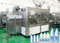 China Washing Capping Automatic Water Filling Machine Electric Driven Type For Beverage company