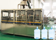 China 13KW 5 Gallon Water Bottle Filling Machine With Barrel Rinser For Pure Water company