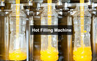 China 3-In-1 Monoblock Hot Filling Machine , Automatic Bottled Juice Filler company