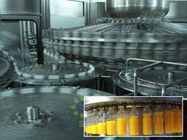 China Full Automatic Hot Filling juice production machine 500ml Bottle factory