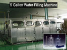 China 5 - 10 Liter Botlle 5 Gallon Water Filling Machine / 5L Watr Bottling Plant factory