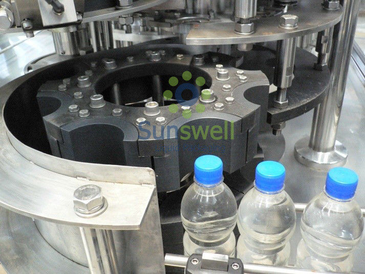 Automatic Still  Pure Water Filling  Machine