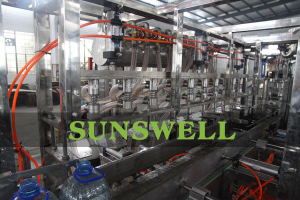 Gravity Filling Machines Automatic For Still Water , Bottling Line Equipments supplier