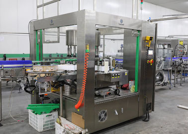 China PET Flat Round Bottle Square Bottle Labeling Machine Packing Fully Automatic factory