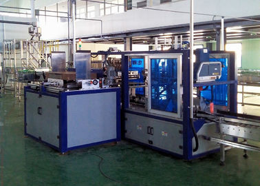 China Carton Erector Case Sealer Shrink Packaging Equipment For Bottling Line factory