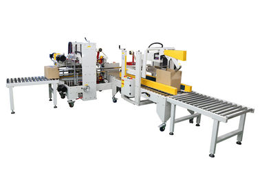 China Full Automatic Shrink Packaging Equipment Four Corner Sealing For Food factory