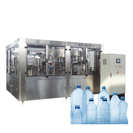 China Full Automatic Water Bottle Filling Machine Mineral Water Filling Equipment For 19L factory
