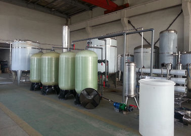 China Ultrafiltration Water Treatment Equipments , Water Processing Equipment factory