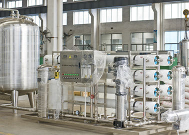 China CE / SGS RO Water Treatment Equipments Reverse Osmosis Ozone Generator factory