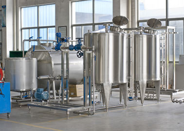 China SUS 304 Pure Water Treatment Equipments For Drinking Mineral Water Production factory