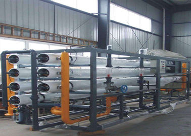 China Filter Cartridge Water Treatment Equipments Automatic Drinking Water Ro Systems factory