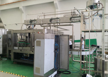China Soda Sparkling Water Cola Sprite Carbonated Filling Machine Soft Drinks Packaging factory