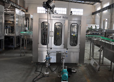 China Carbonated Soft Drink Filling Machine Automatic Rinsing Filling Capping factory