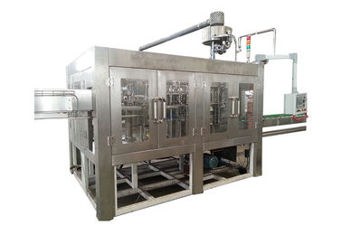 China 5000BPH - 36000BPH Juice Filling Machine Washing Capping Bottling Packing factory