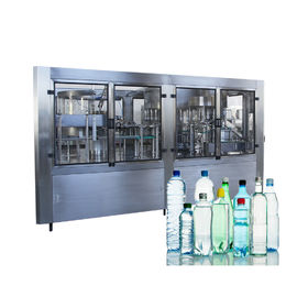 China Industries Drink Water Filling Machines Products Line Food & Beverage Factory Applicable factory