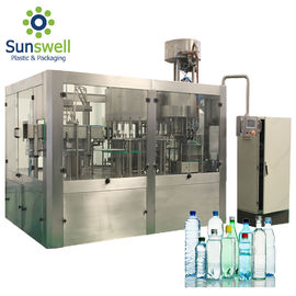 China Electric Driven Type Water Bottling Machine For Mineral Water Plant Project factory